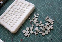 Brick mold