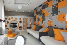 Interior design / Interior room designs