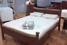Sustainable Sleeping at Moss Envy / One of our specialties! We revere the healthy sleeping experience - from wool pillows and organic sheets to heirloom quality bed frames and natural latex mattresses, we've got you covered. Pun intended!