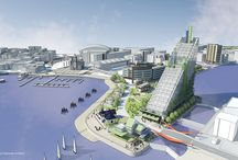 Cardiff Bay design proposals