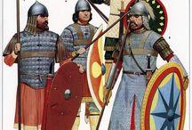 Römer-Militär Spätantike
