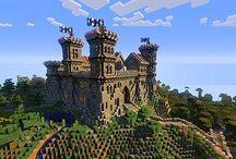 Minecraft epic buildings