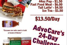Advocare / by Valerie Odonnell