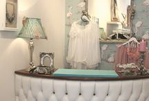 Boutique Decor / Ideas for the House of BB