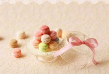 Dollhouse-Sweet Miniature(cakes)