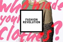 *FASHION REVOLUTION*