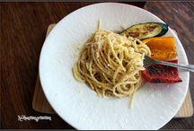 """Foodista Challenge #24 - Les recettes / Les recettes du Foodista Challenge #24 sur le thème : """"Mamma Mia! une Italie sans Fromage!"""""""