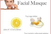 face mask diy peel off