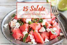 Salate & Gemüse