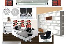 Interior Collage Ideas