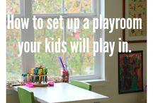 Playroom Dining Room