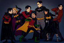 DC Universe / by Raechel Mastroff