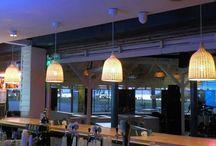 beach siofok / Spagha music clubbistrobarstrand terrace