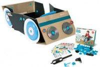 Riciclo creativo degli scatoloni