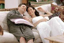 Friends=Chandler and Monica