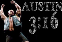 Stone Cold Steve Austin!! <3 / by Cara Dooley