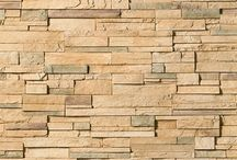 Pro-Fit® Ledgestone / Pro-Fit® Ledgestone small-scale, low-relief stones are meticulously bundled together to form modular components of equal heights. The component pieces feature a patented interlocking mortar groove for a secure adhesion without grouted joints.