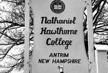 New Hampshire Colleges / You can also visit http://collegehistorygarden.blogspot.com/ for more information.