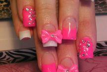 3d nail bows
