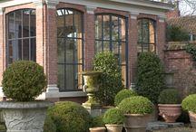 Outdoor living / Conservatory Garden