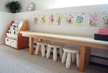 New Playroom / by Sarah Brackenridge