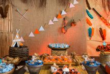 Pow wow party / by Partytude