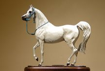 Arabian Horses. / Arabians unbelievably aesthetically pleasing iridescent creatures famed for their antiquity, great bone density and famous powers of endurance, also feted for their fierceness in battle and their gentleness with children. / by Anita White