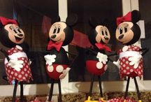 Mickey and Minnie 2 year party / 2 years party