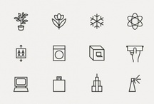 Badges, Logos, Glyphs & Icons / by Susanna Speier