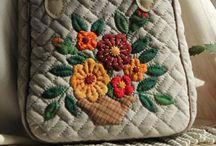 Virágos táskák Haruko