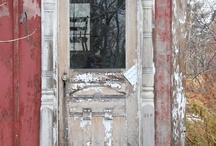 Doors  / by Ann Wurth