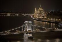 Byguide til Budapest / Budapest er hovedstad i Ungarn og landets økonomiske, industrielle, politiske og kulturelle sentrum. Opprinnelig var Budapest to byer på hver side av Donau, Buda og Pest. De to byene ble slått sammen i 1873. - Wikipedia