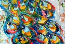 Art ~ Palette Knife Painting