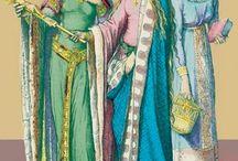 Culture and Fashion 1100-1199