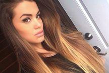 Beaut ombre hair