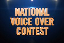 Studio Center's Next Great Voice Talent 2013 / Over 800 people auditioned. Almost 50,000 voted for their favorite voice. One college student from Richmond took home the grand prize of a $100,000 voice-over contract.