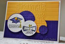 Graduation Cards, Etc.