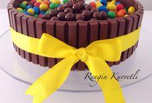 Chocolate Cake / Çikolatalı Pasta