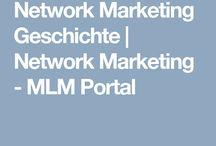 Geschichte des Network Marketings