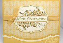 cards-sympathy/get well / by Kathie Maltby
