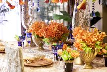 Table Tops / Table decor including centerpieces, linens, menus, and more / by Karen Tran
