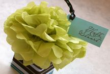 Placecards / by Girl Friday Weddings