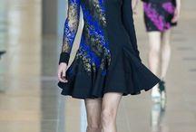 Fall 2015 London Fashion Week RTW