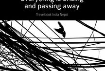 Book publication / Lines of life - EVERYTHING IS ARISING AND PASSING AWAY - by k e l e l o k o
