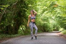 Animal Print Activewear