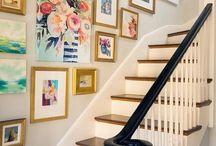 фото на лестнице