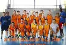 Basketball Camp Alicante 2013 / International Language and Basketball Camp in Alicante Spain July 2013