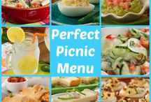 Picnic, Camping, & Hiking Food ideas