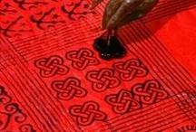 Stamp Batik