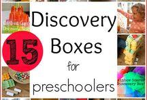 Pre-Preschool for Davis / by Erica Shotton